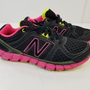 Women's New Balance 750 v1  Pink Lace up Running